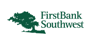 FirstBank Southwest Logo